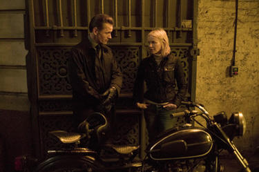 Viggo Mortensen and Naomi Watts in &quot;Eastern Promises.&quot;
